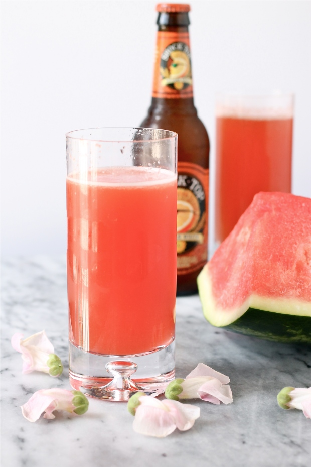 watermelon shandy