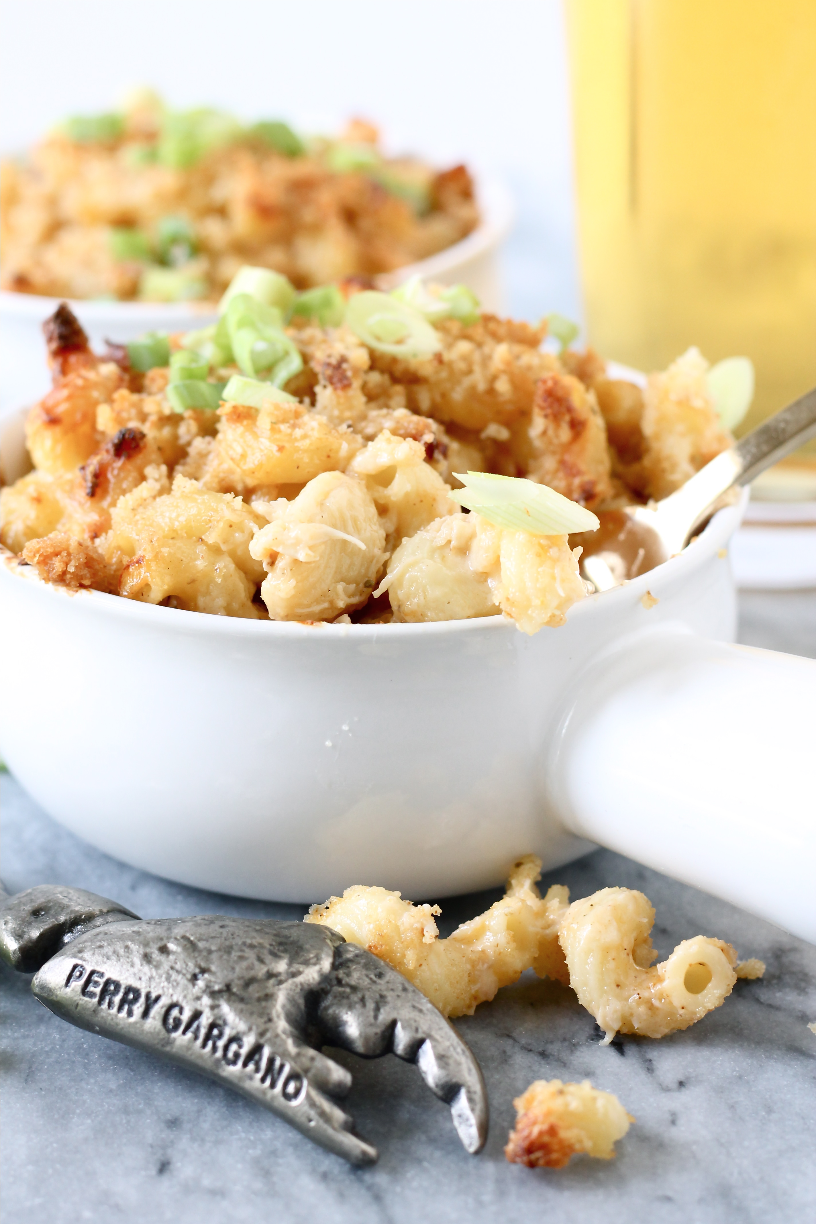 Crab Macaroni and Cheese | Perpetually Hungry