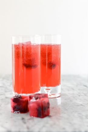 Blackberry Lemonade Cocktail