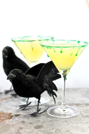 Slimey Limey Cocktail